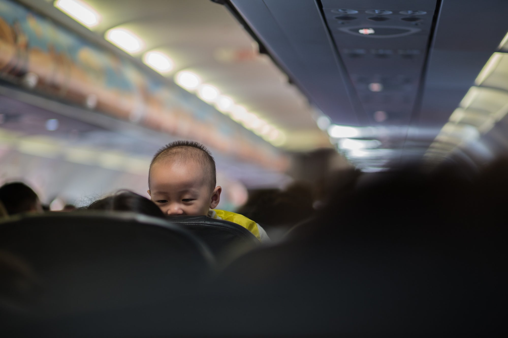 Kids on a Plane: Secrets to Surviving Air Travel with Kids