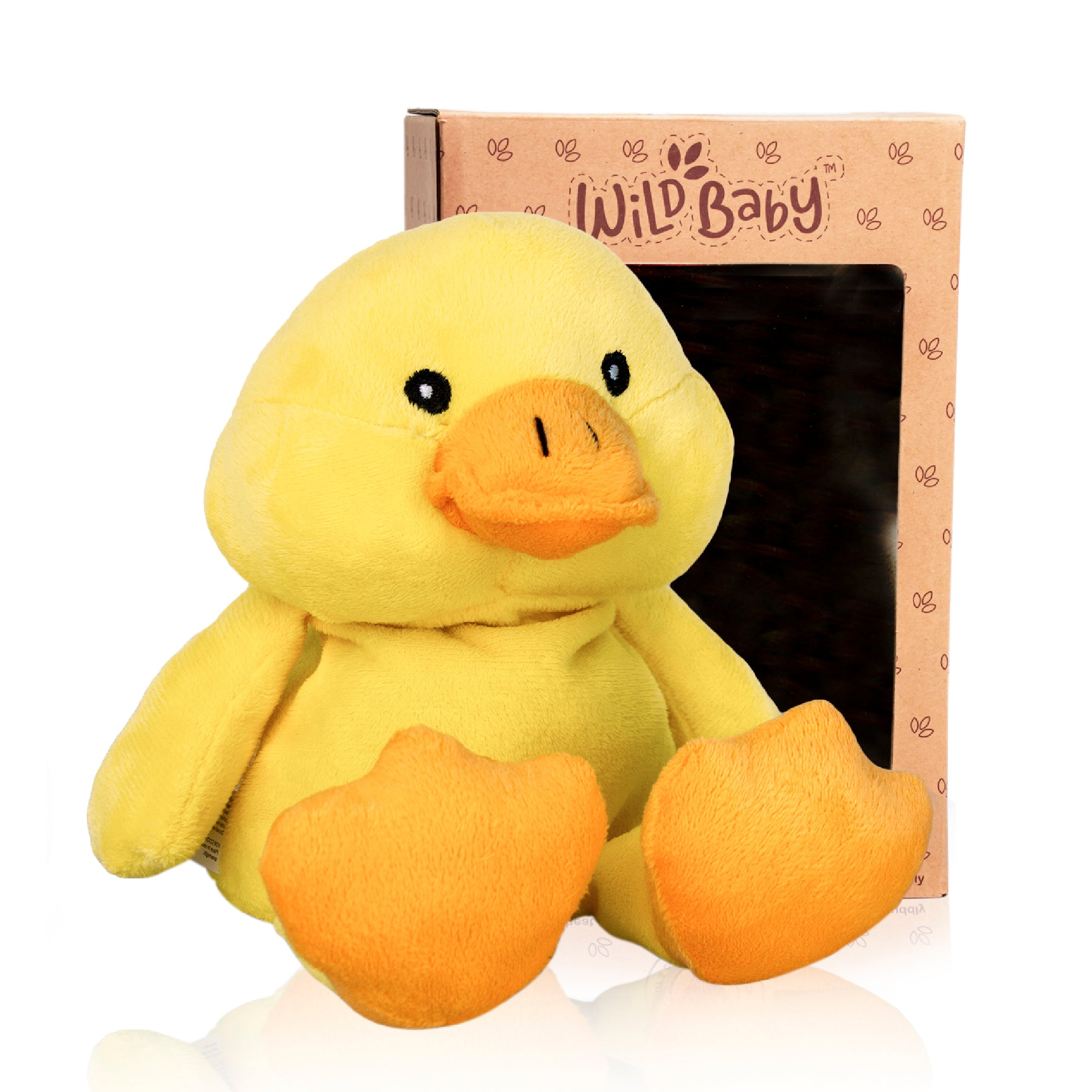 duck stuffed animal
