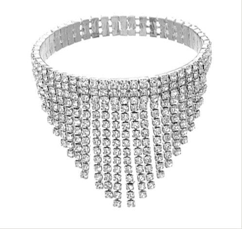 Cascade Stretch Bracelet
