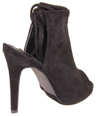 Daphne Lace-up Ankle Boots
