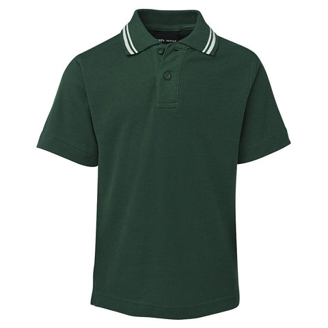 KIDS FINE KNIT POLO