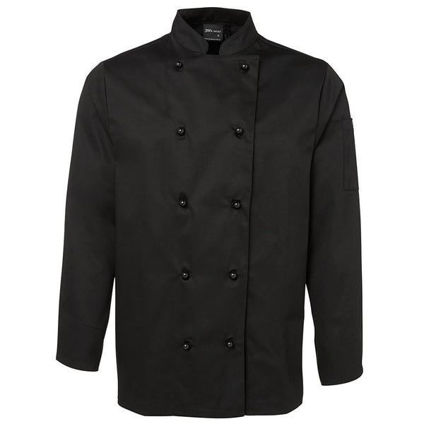 Long Sleeve Unisex Chefs Jacket