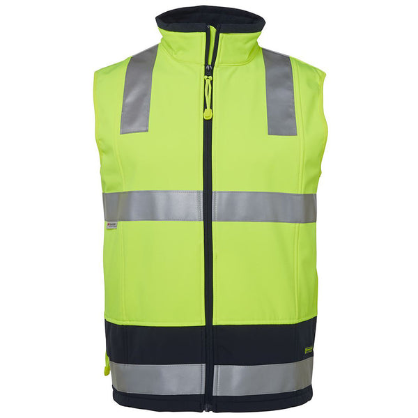 HI VIS SOFTSHELL VEST - IE