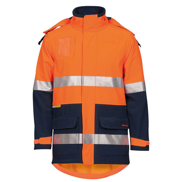 HI VIS SOFT SHELL INDUSTRY JACKET