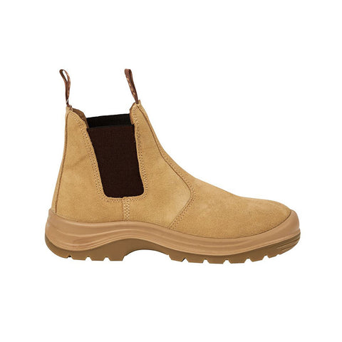 9E1 ELASTIC SIDED SAFTEY BOOT