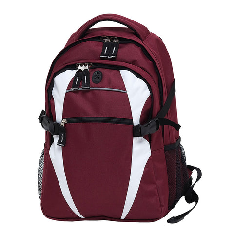 SCHOOL MAROON  BAG