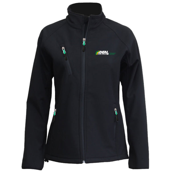 TECHNOLOGY SOLUTIONS LADIES SOFT SHELL JACKET