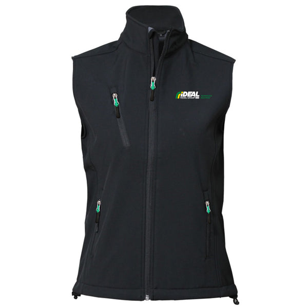 TECHNOLOGY SOLUTIONS LADIES SOFT SHELL VEST