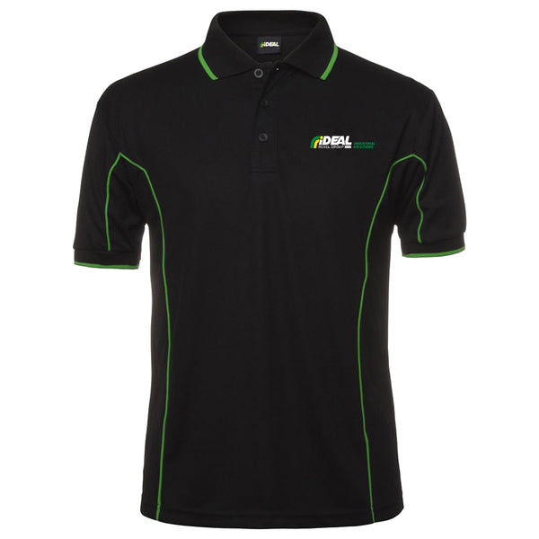 INDUSTRIAL SOLUTIONS LADIES POLO SHIRT