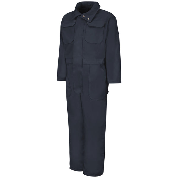 INSULATED OVERALL OUTDOOR CLOTHING
