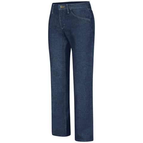 WOMEN'S STRAIGHT FIT JEAN