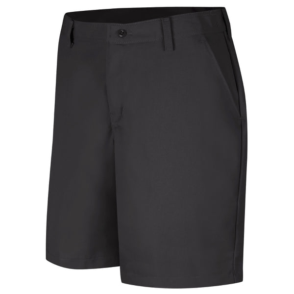 WOMEN'S PLAIN FRONT SHORT