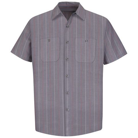striped mens shirt mens clothing uniform work shirt