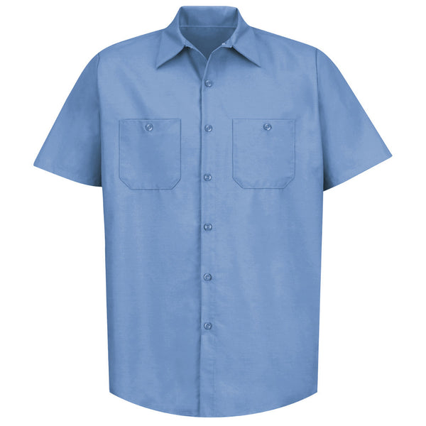 MENS CLOTHING WORK WEAR UNIFORM SHIRT