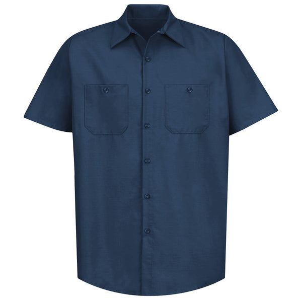 INDUSTRIAL SOLID WORK SHIRT