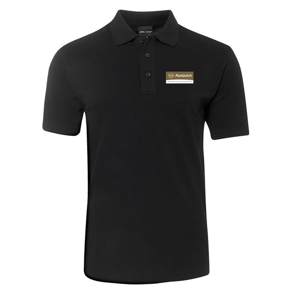 MENS POLYCOTTON POLO SHIRT