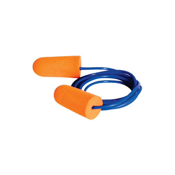 Corded Disp Earplugs X 100