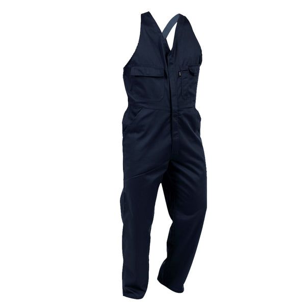 POLYCOTTON ELASTIC STRAP OVERALL
