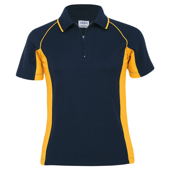 WOMENS ECLIPSE POLO