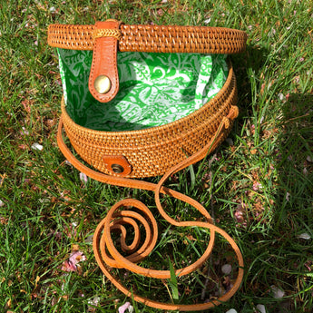 Lily Moon Bag - Verde