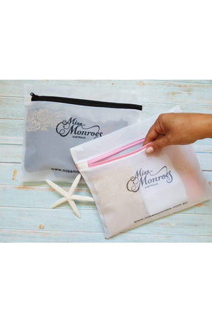 Miss Monroes Travel Size Lingerie Wash Bag