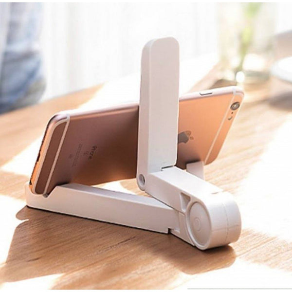 Foldable Cellphone and Tablet Holder