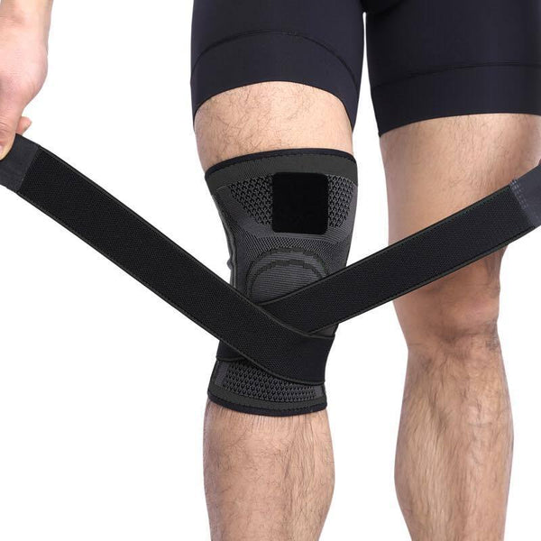 3D Knee Compression Pad