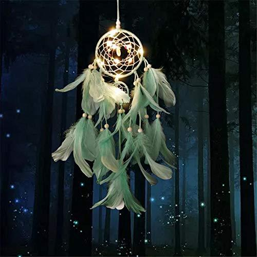 2019 LED Lighting Dream Catcher Home Decor