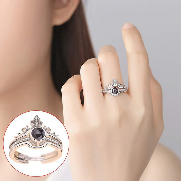 I Love You Ring/Necklace - 100 Languages