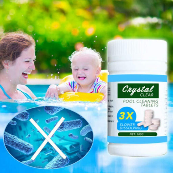 Pool Water Cleaning Tablet