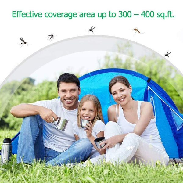 Ultrasonic Mosquito & Fly Repellent