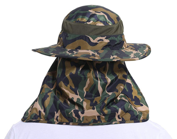 360° Protection Outdoor Sunhat