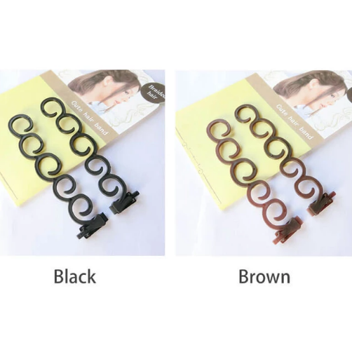 Twist Plait Hair Braiding Hairdressing Tools