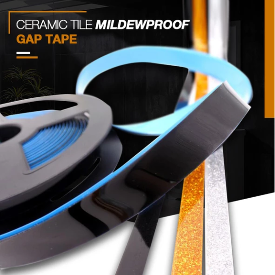 Ceramic Tile Mildew-Proof Tape