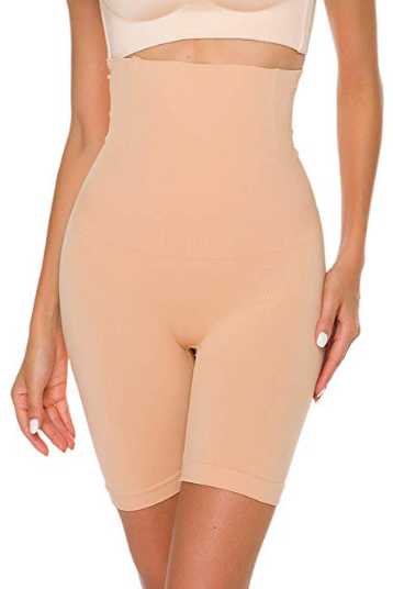 INVISIBLE HIGH WAIST BODY SHAPER PANTS