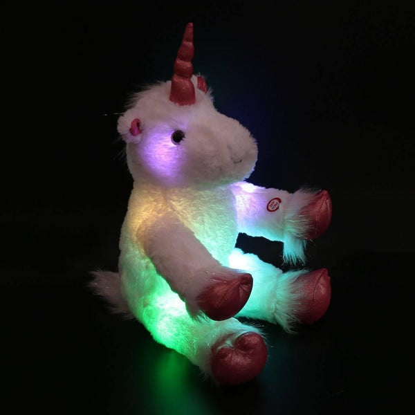 UniTed™ - LED Stuffed Unicorn!