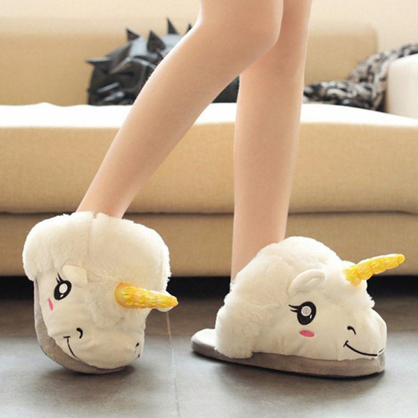 Unicorn Slippers!
