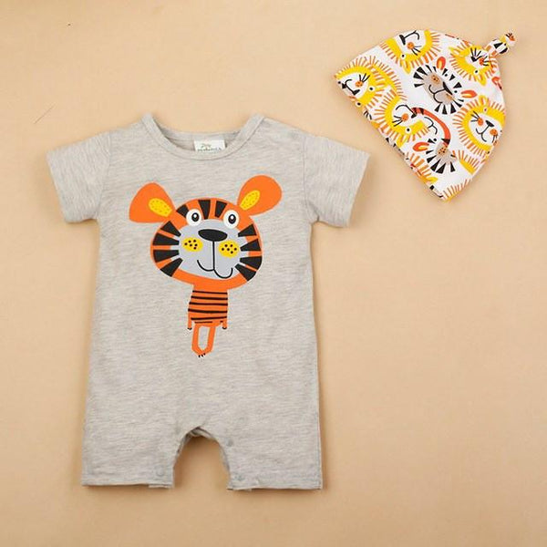 Tiger Romper - Free Shipping!