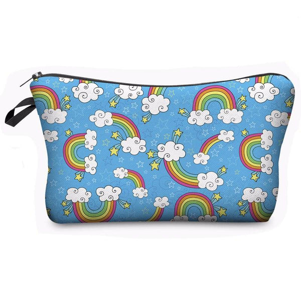 Rainbow Makeup Bag!