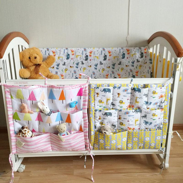Cotton Crib Organizer