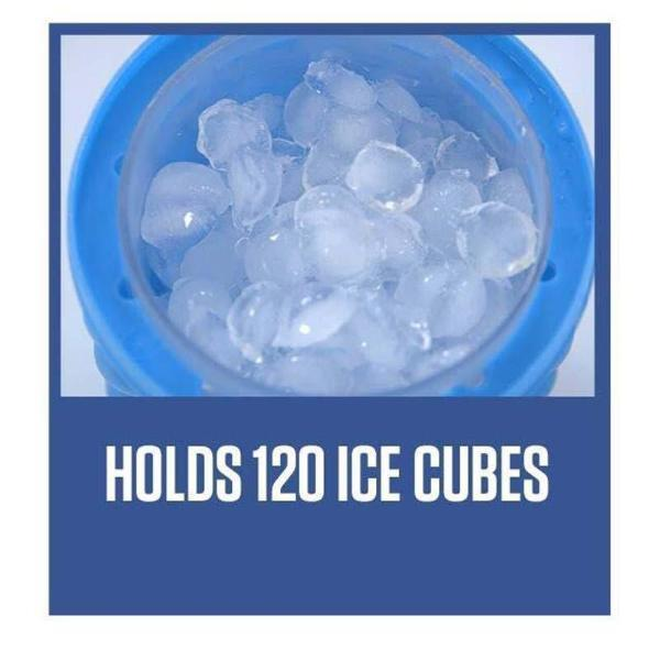 Amazing Ice Cube Maker