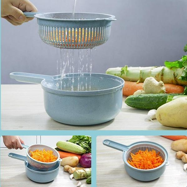 9 In 1 Multi-Function Easy Food Chopper