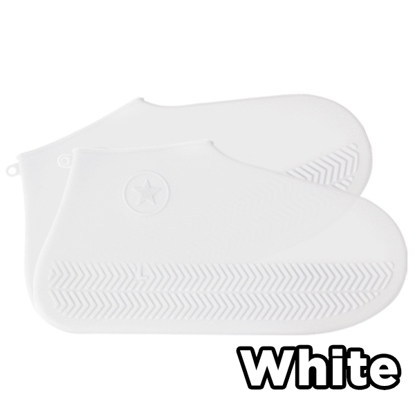 Waterproof Silicone Shoe Cover (1 Pair