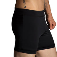 Men's workout shorts for home workouts. Men's workout underwear.