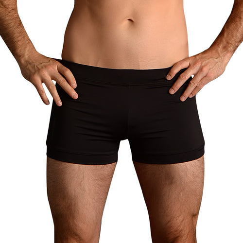 Black Hot Yoga Freedom Shorts