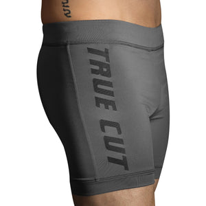 Best Men's workout shorts. No underwear needed. Use for HIIT, The Mirror, Pelaton bike, Indoor cycling, yoga, hot yoga, and Strength Training.