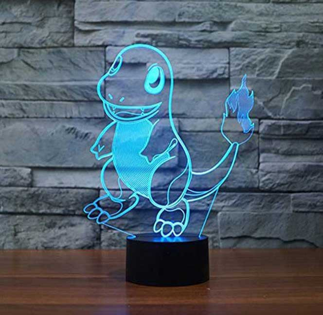 CHARMANDER 8 Changeable Colors big size [FREE SHIPPING]