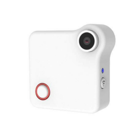 Wearable Mini Wireless IP Camera