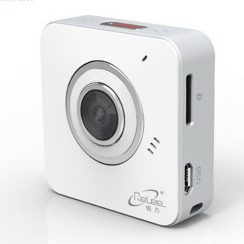 RL102 Mini Camera Wireless Action Cam Bike Camera