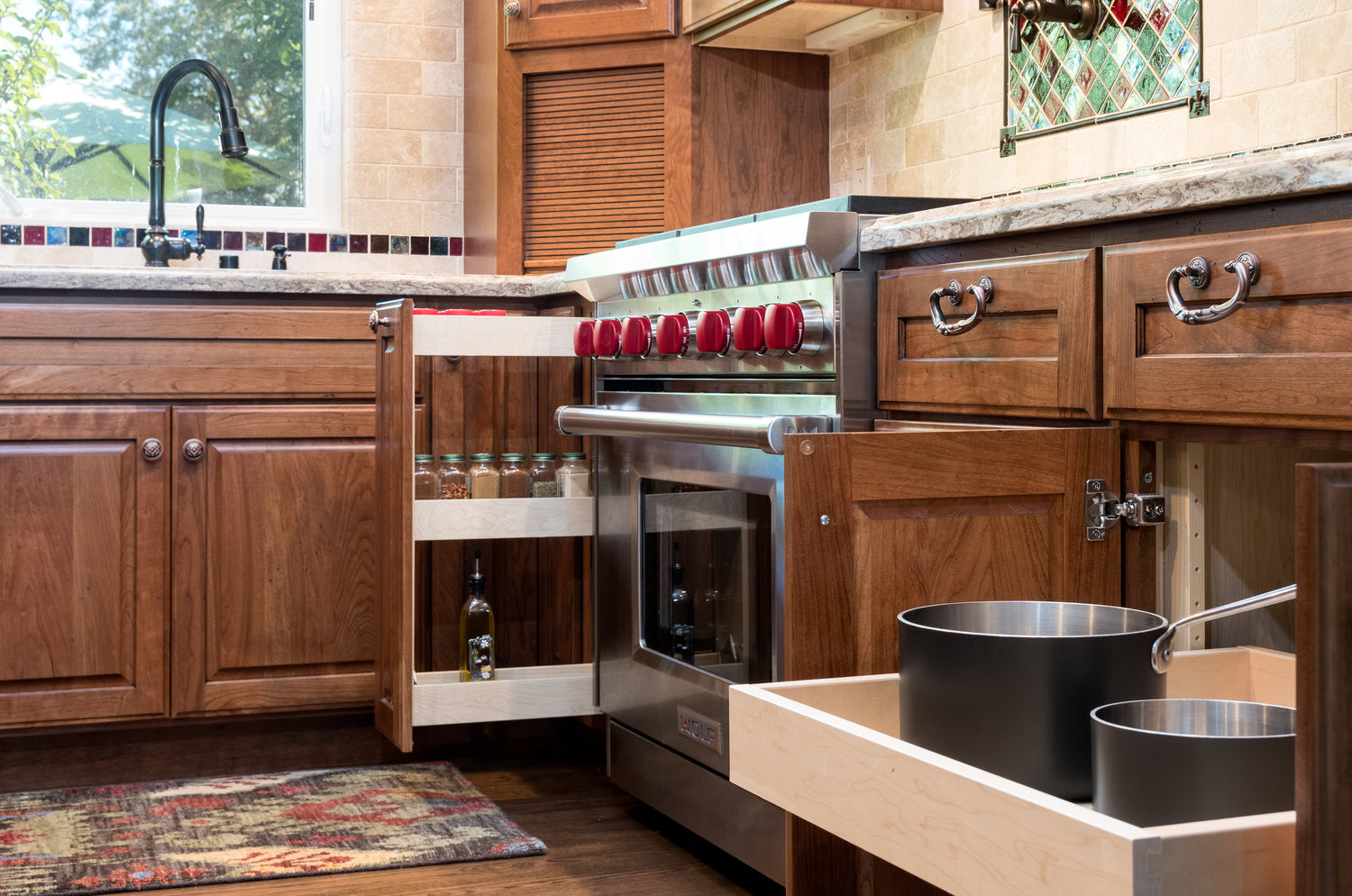 Reclaim Your Space, Part 1: Kitchens